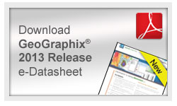 Download GeoGraphix 2013 Release e-Datasheet