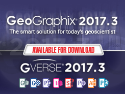 GeoGraphix and GVERSE 2017.3