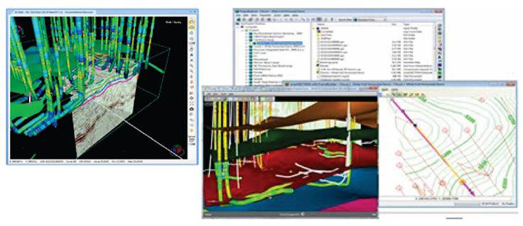 Integrate Map with 3D View to analyze your region from different dimensions