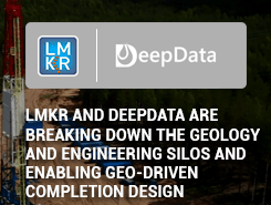 LMKR & DeepData Announce Global Partnership to Enhance Collaboration between Geologists & Engineers in Unconventional Completion