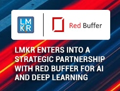 LMKR enters into a strategic partnership with Red Buffer for AI and Deep Learning
